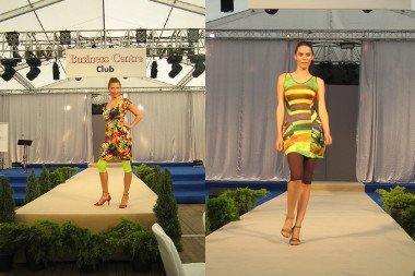 Haute Couture Fashion Show by Hanna Bienkowska - BCC 2007
